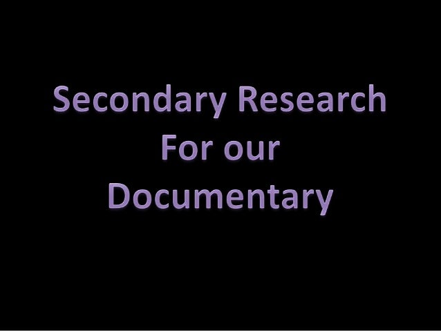 secondary research newspapers Learn the difference between primary research performed to meet specific needs and (the more general) secondary research.