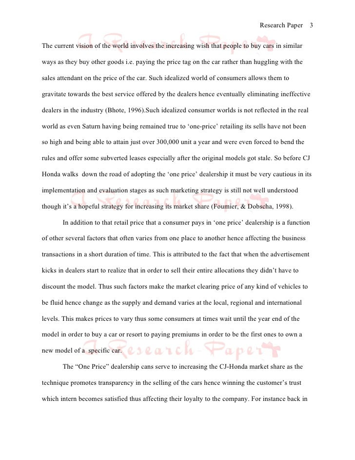 essay about history of america's north