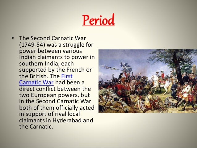 carnatic wars Practicing all carnatic wars - mcq questions and answers in online helps you to improve your ability to attend the real time ssc entrance exams part1, page 1.