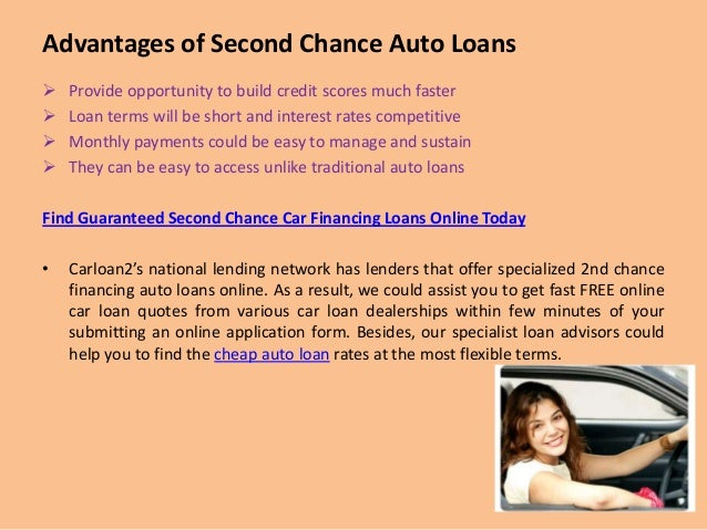 second chance loan - 3