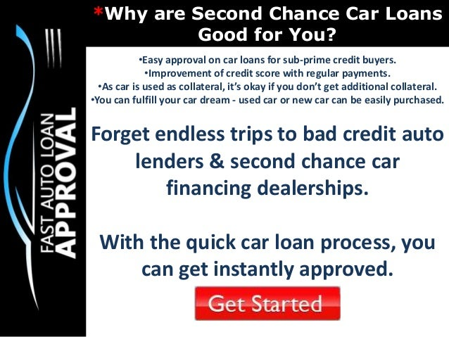 second chance car loans with low interest rates no money down optio. Black Bedroom Furniture Sets. Home Design Ideas