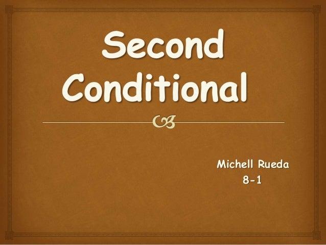 Second Conditional Diapositivas