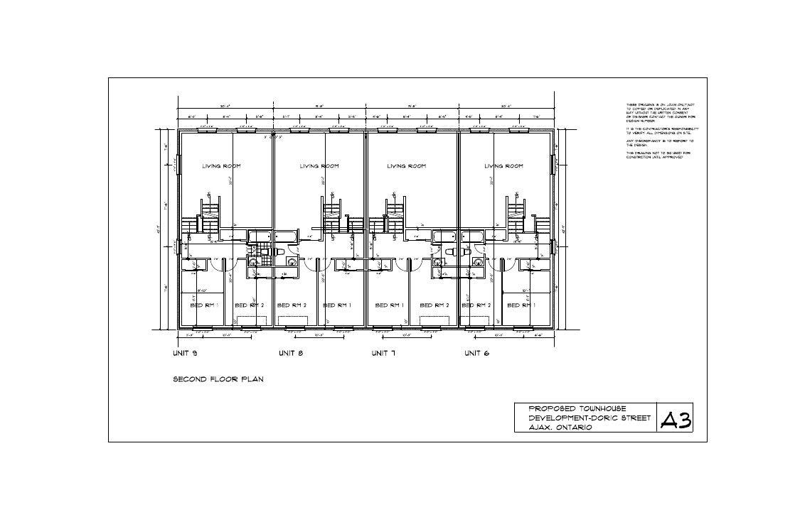 Second floor plan a3 june 2 10