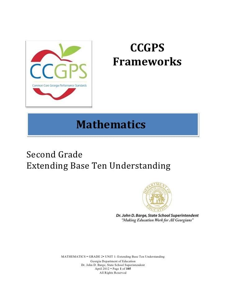CCGPS                                      Frameworks                                                                  ...