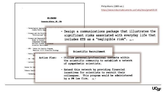 https://www.industrydocuments.ucsf.edu/docs/gmwh0119 Philip Morris (1989 est.) pg. 4 pg. 7