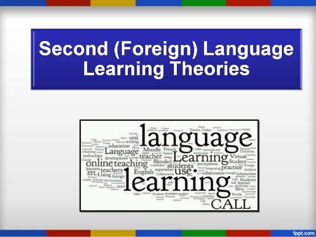 how to teach a second language at home
