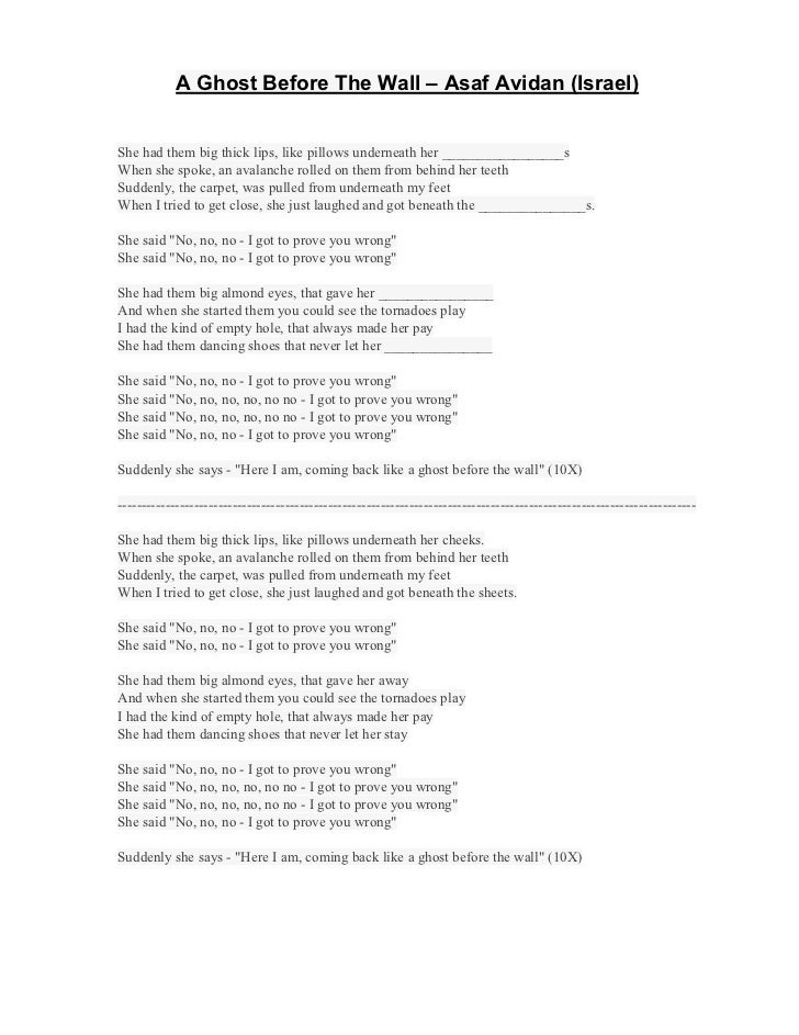 Lyric lyrics to i will always love you by the cure : Second language singers songbook