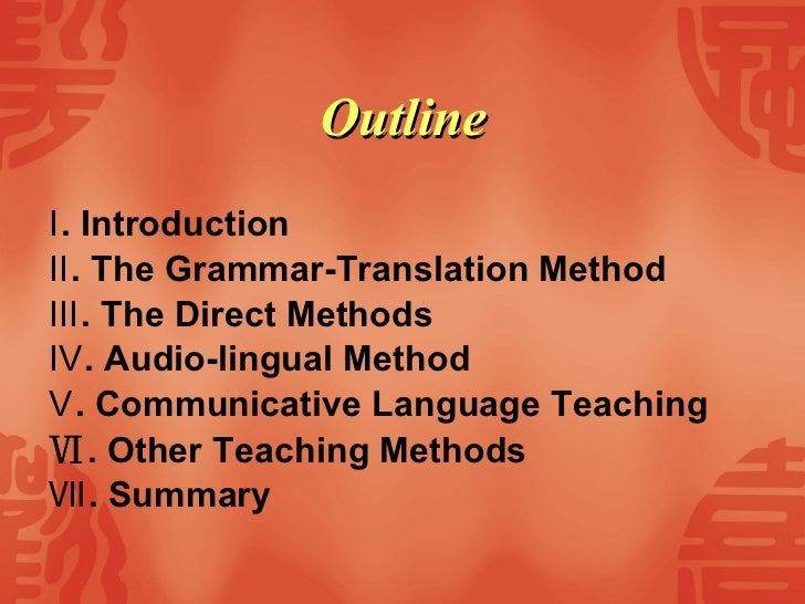 language teaching methods The field of linguistics and teaching in the 20th century is marked by the development of different foreign language teaching methods and approaches some have either no, or a small following and others are widely used although modern foreign language teaching has adopted completely new methods .