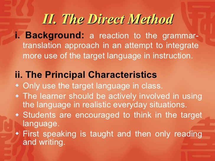 the best approach to teaching grammar The wrong way to teach grammar a second received an alternative approach to grammar rather than grammar being something that is best learned through.