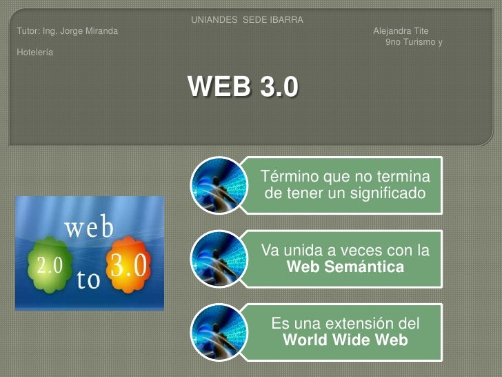 UNIANDES  SEDE IBARRA <br />Tutor: Ing. Jorge Miranda                                                                     ...