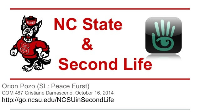 Second Life and NC State