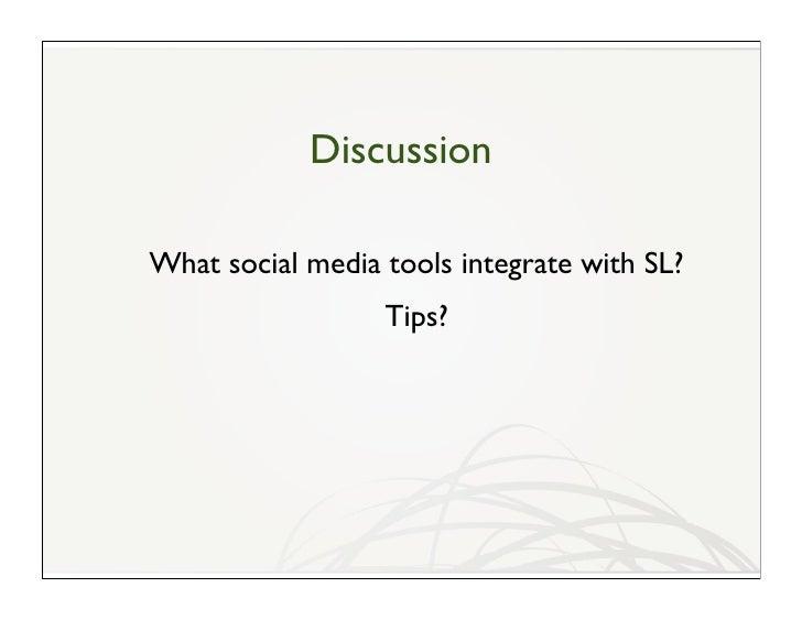 IAB Social Media Metrics           (Blogging) • Conversion size (Conversation relevant sites,    links, reach) • Site rele...