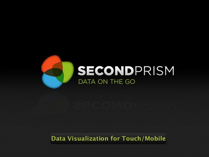 Data Visualization for Touch/Mobile