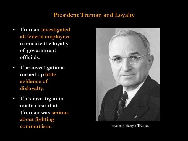 Presidency of Harry S. Truman