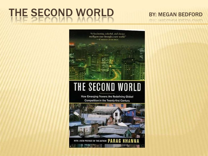 The Second world            by: Megan Bedford<br />