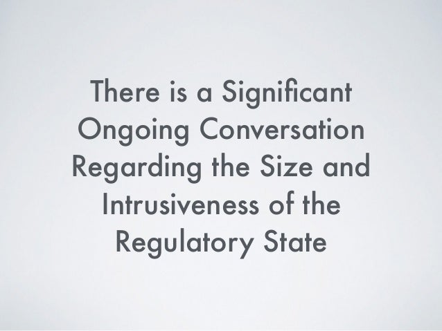 Exploring the Physical Properties of Regulatory Ecosystems - Professors Daniel Martin Katz + Michael J Bommarito  Slide 2