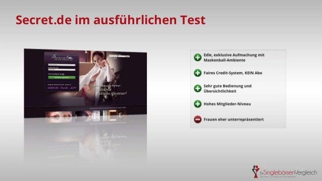 Secret.de Test Slide 3