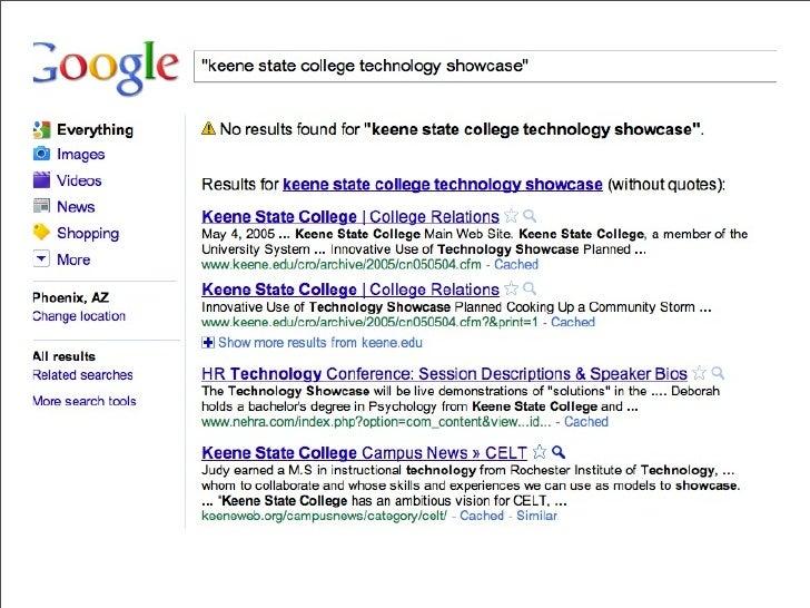 The Secret Revolution (Keene State College) Slide 3