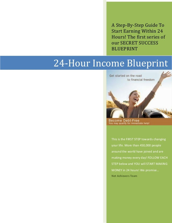 A Step-By-Step Guide To            Start Earning Within 24            Hours! The first series of            our SECRET SUC...
