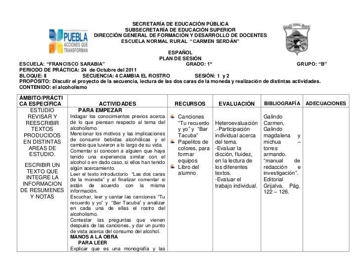 SECRETARÍA DE EDUCACIÓN PÚBLICA                                        SUBSECRETARÍA DE EDUCACIÓN SUPERIOR                ...