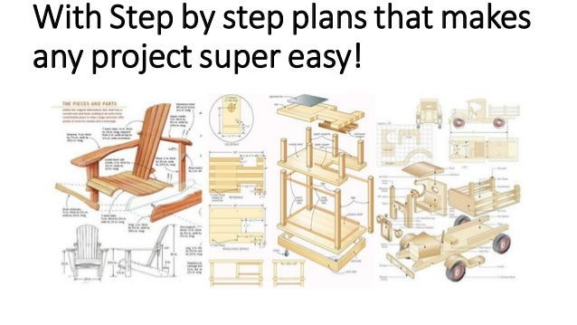 Woodworking Plans Archive