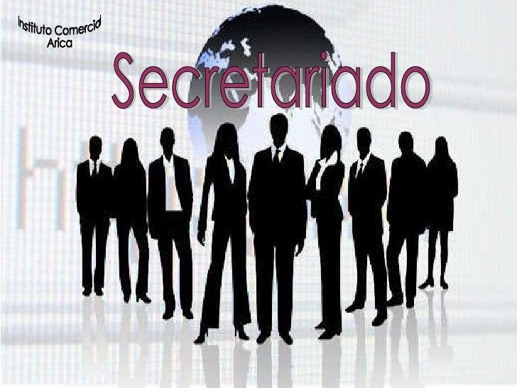 Instituto Comercial  Arica Secretariado