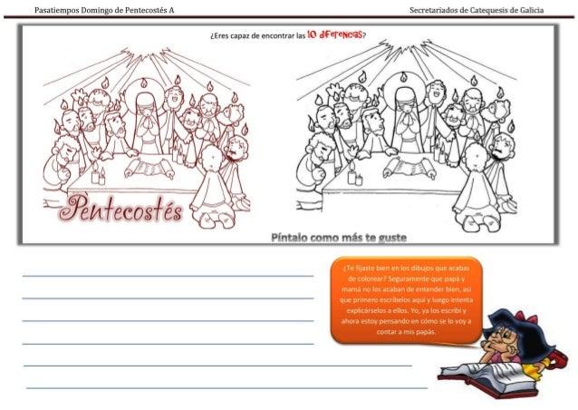 Ficha Pentecostés A