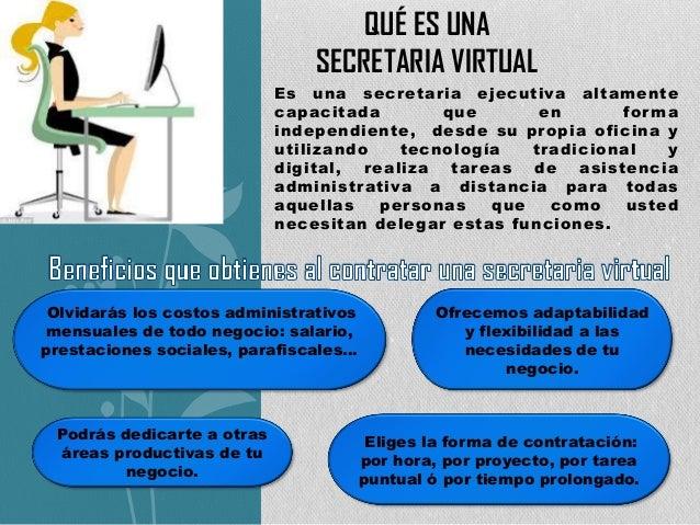 Secretaria virtual portafolio for Secretaria oficina virtual