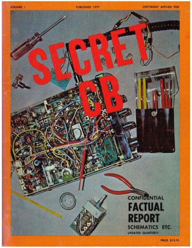 Secret cb vol_01