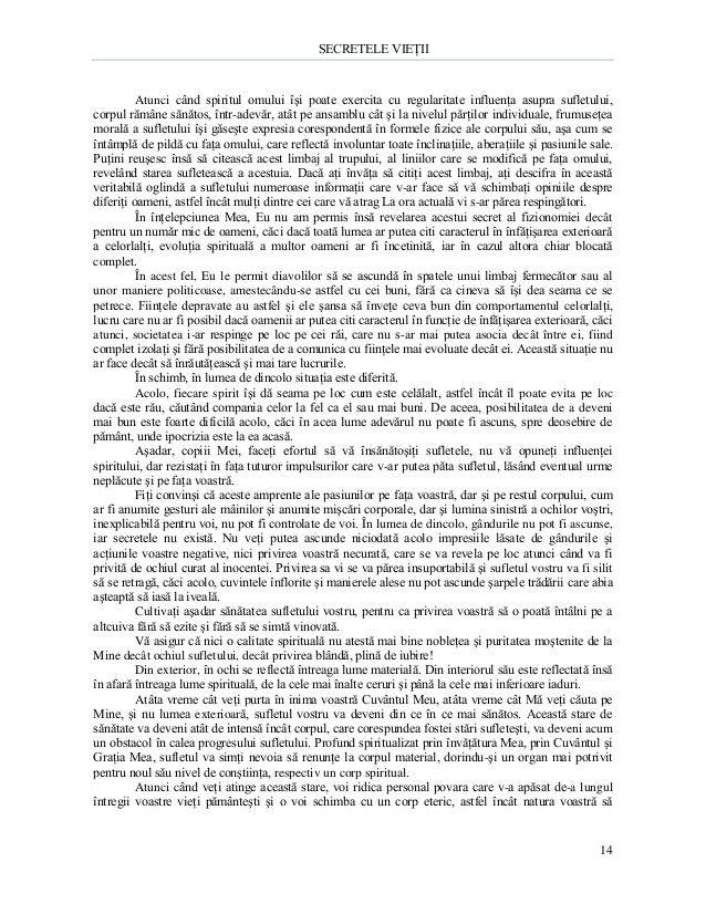 Carte Secretele Intregii Vieti.Secretele Vieţii Dicteu Divin Prin Gottfried Mayerhofer