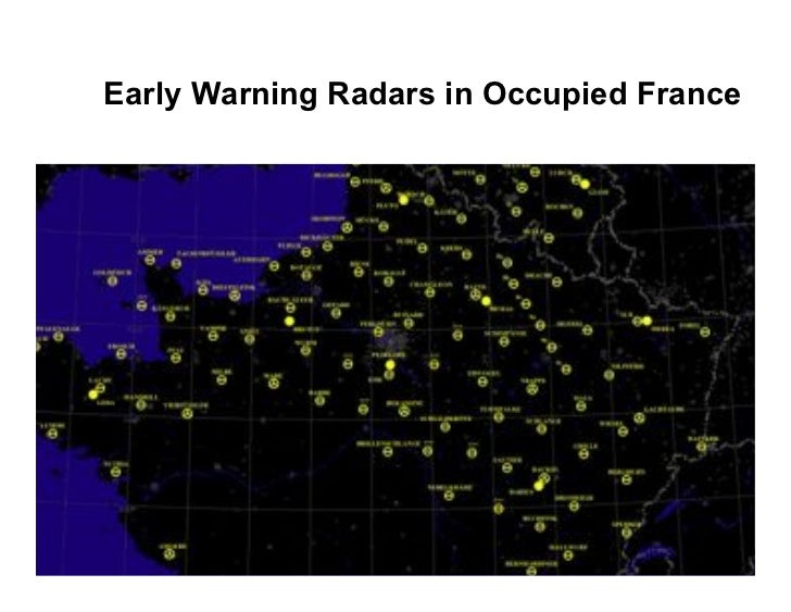 Early Warning Radars in Occupied France               The Secret History of Silicon Valley