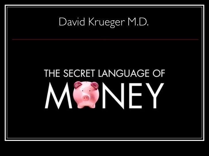 David Krueger M.D.