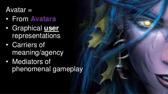 The (not so) Secret Life of Avatars