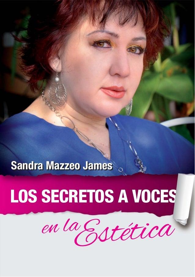 Secreto a voces de la Estética 2015