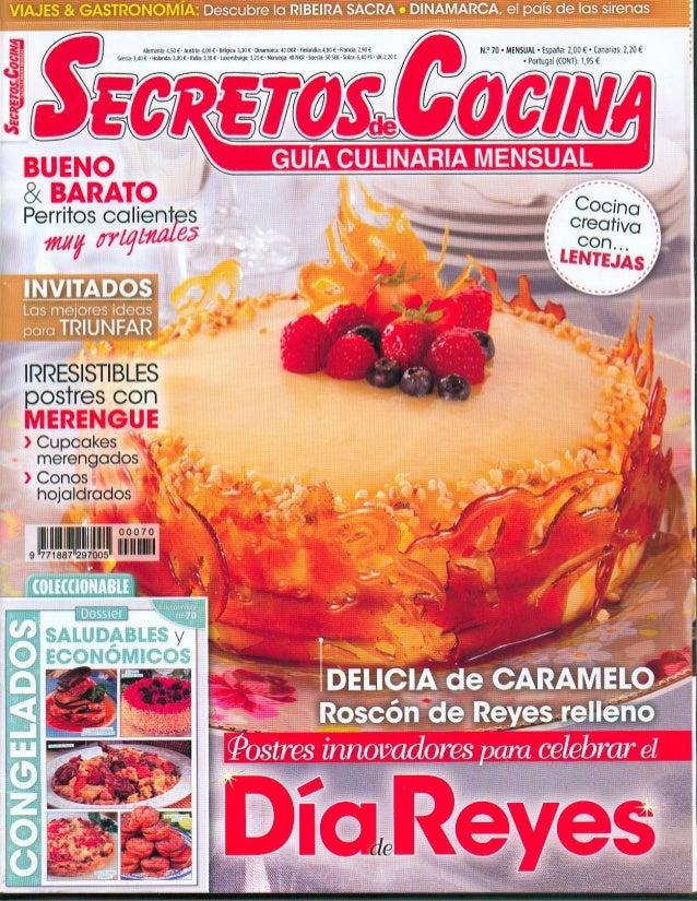 Secretos de cocina for Cocina francesa pdf