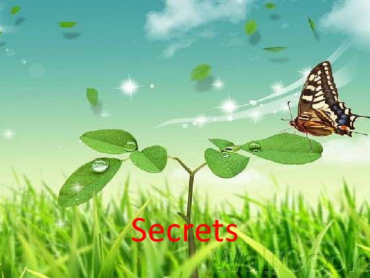 Secrets<br />