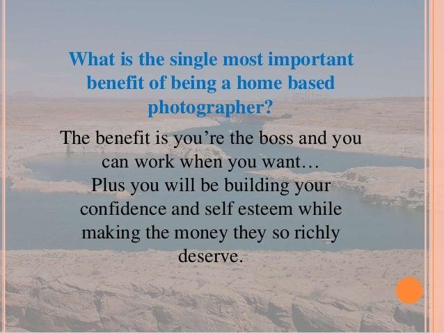 Secrets for photography business success Slide 3