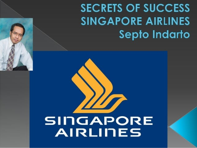 Singapore Airlines is one of the best air transportation company in the world. Founded in 1972, Singapore Airlines is con...