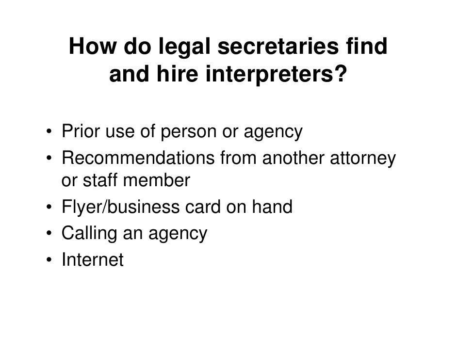 Secret Strategies for Marketing Language Services to Lawyers\