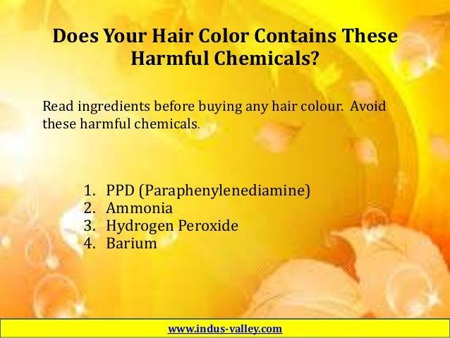 Ayurvedic Hair Colour - Hide Grey With Safe Hair Dye