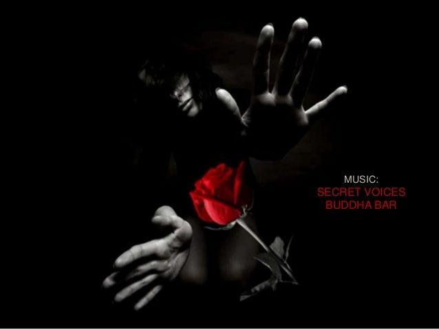 MUSIC:SECRET VOICES BUDDHA BAR