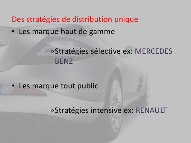 Mercedes Benz Marketing Mix (4Ps) Strategy