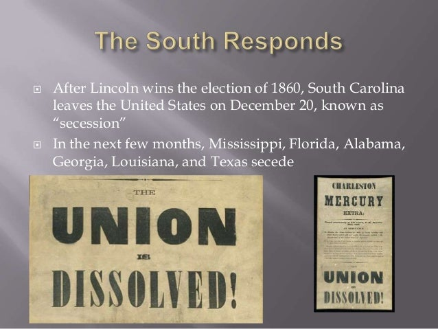cause of the civil war There were many catalysts in the build up to the civil war, and although slavery was at the heart of the war, many other factors played a part as well the causes of.