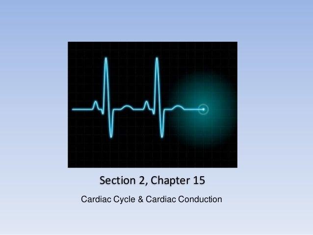 Section 2, Chapter 15 Cardiac Cycle & Cardiac Conduction