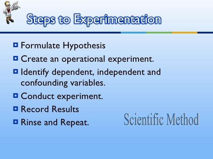 how to write a scientific methods section