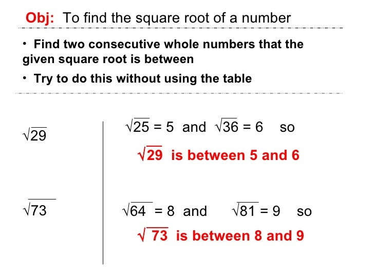 What is the square root of 33?