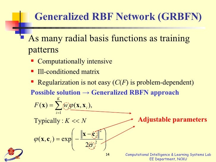 Aula 4 radial basis function networks ppt video online download.