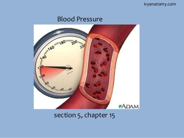 ivyanatomy.com  Blood Pressure  section 5, chapter 15