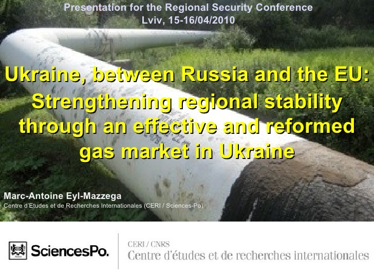 <ul><li>Marc-Antoine Eyl-Mazzega </li></ul><ul><li>Centre d'Etudes et de Recherches Internationales (CERI / Sciences-Po)  ...