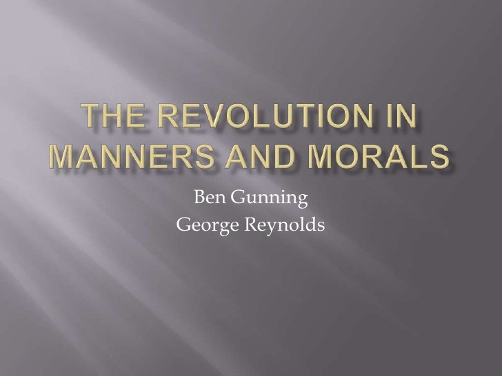 Ben GunningGeorge Reynolds